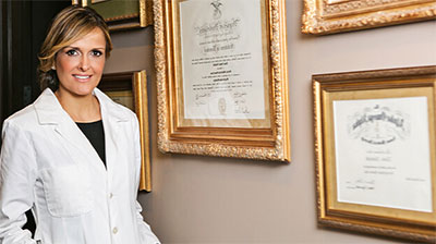 Dr. Thais Aliabadi, Los Angeles OBGY and Gynecologist, Gynecological Surgeon