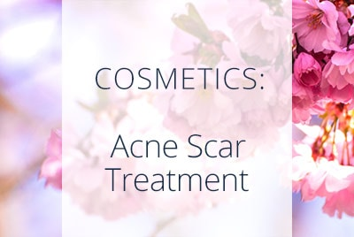 Cosmetics, Acne Scar Treatment, Los Angeles Gynecology Thais Aliabadi