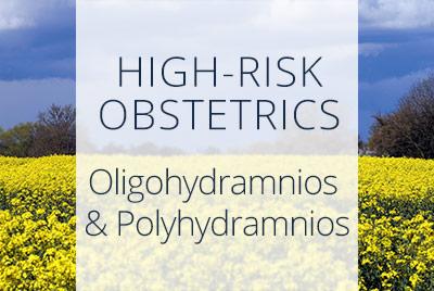 High-Risk Oligohydramnios and Polyhydramnios, Los Angeles Obstetrician Thais Aliabadi