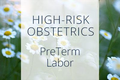 Pre Term Labor Symptoms, PreTerm Labor, Menopause Center Los Angeles