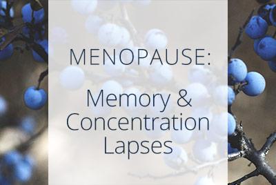 Menopause and Memory Loss, Brain Fog During Menopause, Menopause Center Los Angeles