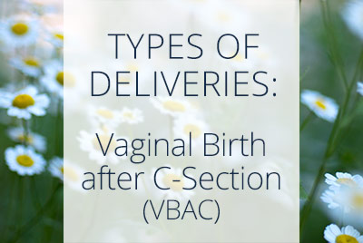 Vaginal Birth after C-Section Los Angeles OBGYN and Beverly Hills Gynecological Surgeon Dr. Thais Aliabadi