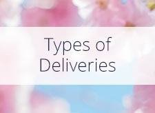 Types of Deliveries
