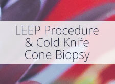 LEEP vs. Cold Knife Cones