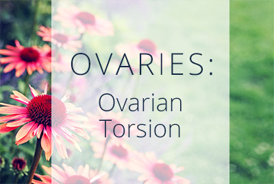 Ovarian Torsion Symptoms and Treatment, Menopause Center Los Angeles