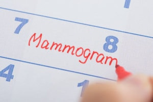 Schedule Your Mammogram, Los Angeles Gynecologist Thais Aliabadi located near Beverly Hills at Cedars-Sinai Hospital