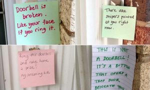 Doorbell - Ring