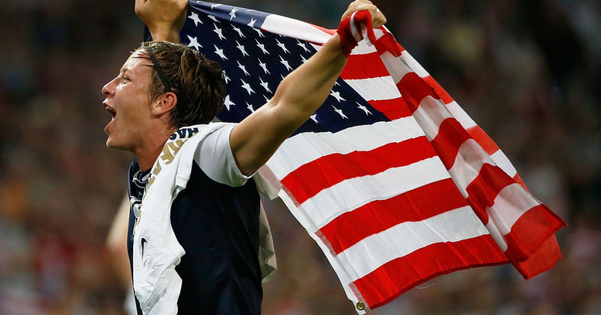 United States women's national soccer team - The London 2012 Summer Olympics