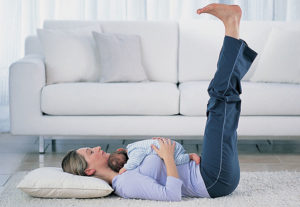 Exercising After Childbirth, Dr Thais Aliabadi OBGYN Los Angeles