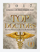 2017 Top Doctors Los Angeles Magazine