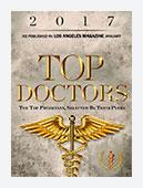 2017 Top Doctors Los Angeles Magazine