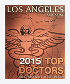 2015 Top Doctors Los Angeles Magazine