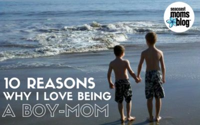 One Woman and 10 Reasons Why She Loves Being a Boy-Mom
