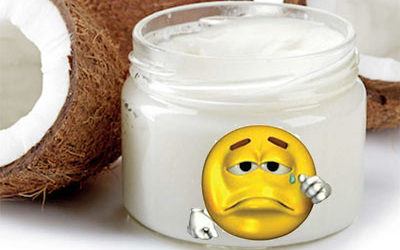Oh Snap, Now Coconut Oil Is Worse for Your Heart Than Butter and Beef?
