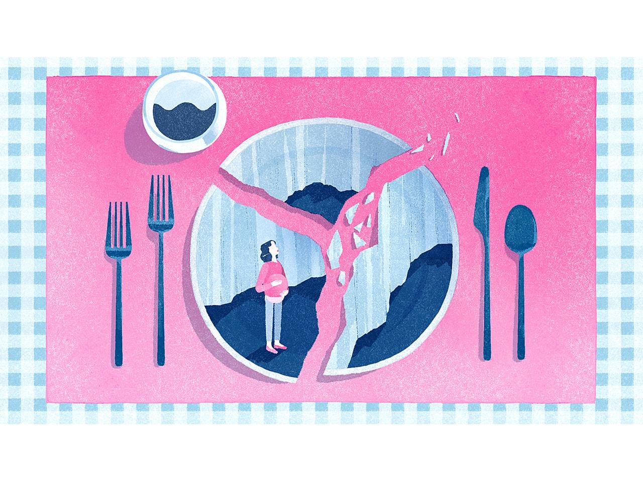 Pregnancy - Eating