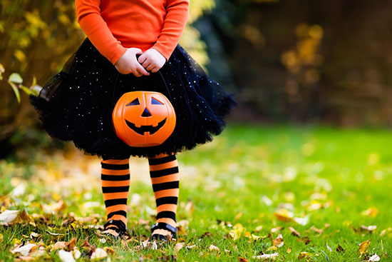 Halloween Tips For Your Kids
