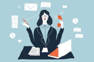 Personal assistant - Administrative Professionals' Day
