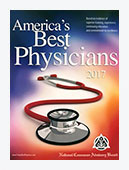 2017 America's Best Physicians