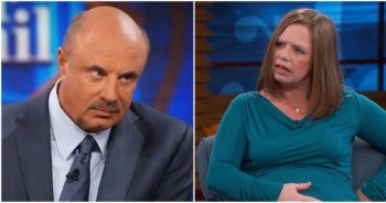 "Woman to Dr. Phil: ""I've Been Pregnant For 3 Years"" featuring Dr. Aliabadi"