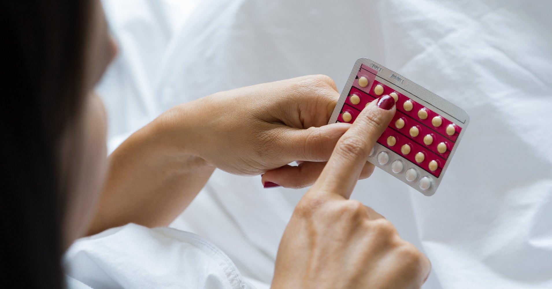 Combined oral contraceptive pill - Estrogen