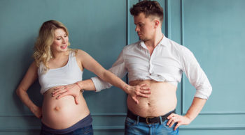 thing men should never say to their pregnant wives. Dr. Thais Aliabadi, OBGYN Los Angeles