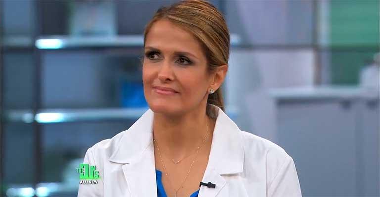 The Doctors TV Show, Surgery while pregnant, Dr. Thais Aliabadi