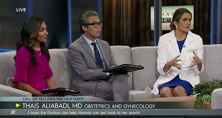 Dr Aliabadi on Chasing the Cure, Diagnosing PCOS
