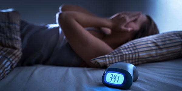 Insomnia in woman, Dr. Thais Aliabadi. Los Angeles OBGYN