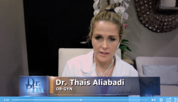 Dr. Aliabadi Warns Heroin Dependent Mom-To-Be on the Dr. Phil Show – Part 1