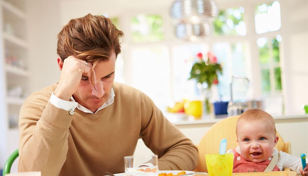 Can Men Get Postpartum Depression?