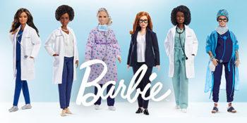 Barbie Debuts Dolls Honoring Covid-19 Heroines