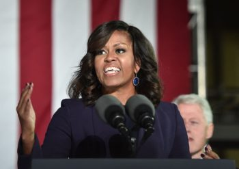 Michelle Obama Reveals Using IVF to Conceive Daughters