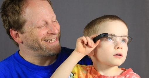 Google Glass and Autism