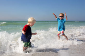 Water safety at the beach, Dr. Aliabadi OBGYN Los Angeles