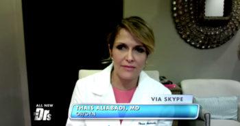 Dr Aliabadi, The Doctors TV, vaginal Dryness