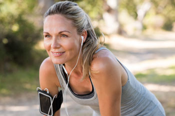 Exercise and slow matabolism