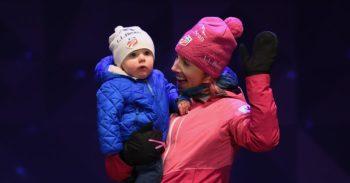 Motherhood Wins Medals at 2018 Olympics